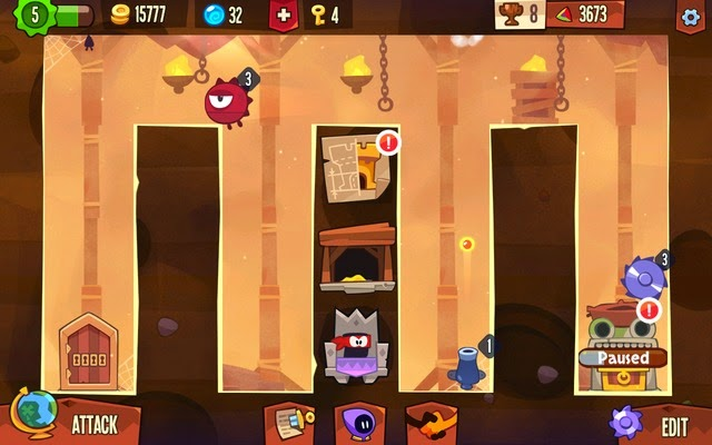 King of Thieves: Tips and Tricks to Win Levels