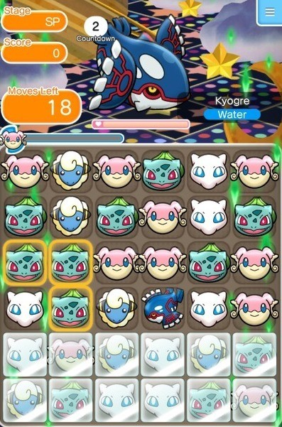 Pokemon Shuffle Mobile: Tips and Tricks to Win Match-3 Levels