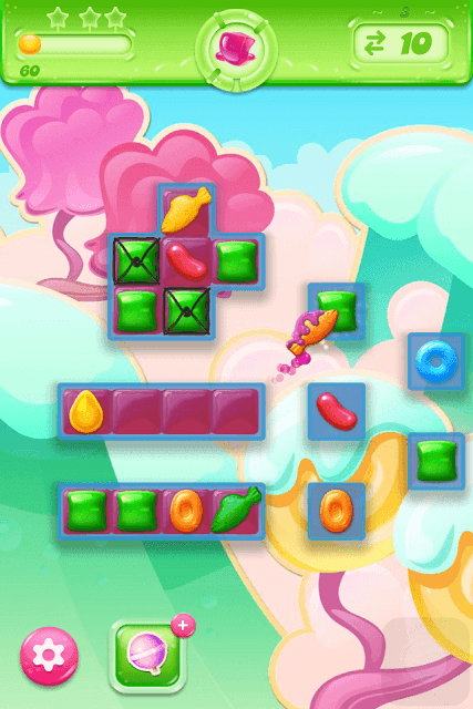 Candy Crush Jelly Saga - Fishes