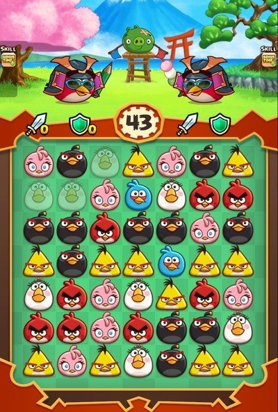 Angry Birds Fight Guide