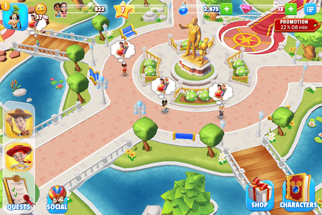 How to Play Disney Magic Kingdoms: Walkthrough, Tips and Hints
