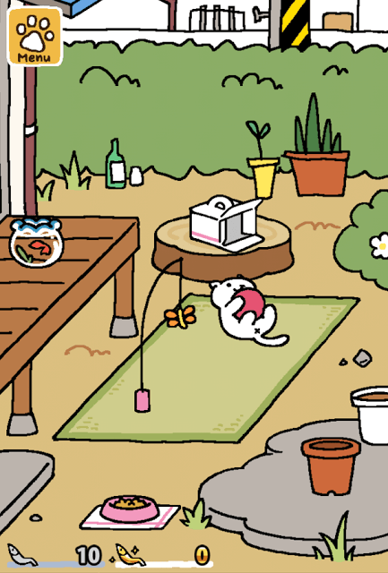 Neko Atsume Guide for Beginners