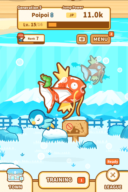 Pokemon Magikarp Jump: Tips and Strategies to Beat League Battles